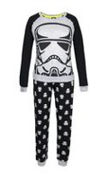 Star Wars & Lucas Films Women's 2-Piece PJ Sleepwear Set M