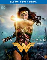 Wonder Woman (Blu-ray + DVD + Numérique) (Bilingue)