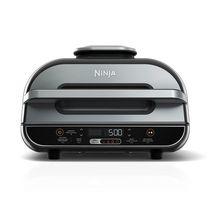 Ninja® Foodi™ XL 5-in-1 Indoor Grill with 4-Quart Air Fryer, Roast, Bake, & Dehydrate, BG500C