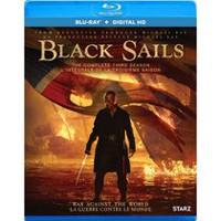 Black Sails: The Complete Third Season (Blu-ray + Digital HD)