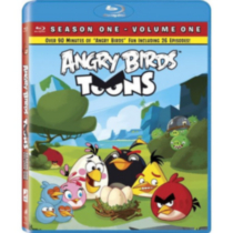 Angry Birds Toons: Season One, Vol.1 (Blu-ray)