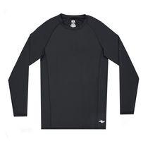zipravs T-Shirt de Compression Manches Longues Homme Femme