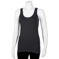 George Women's Seamless Tank Black XL