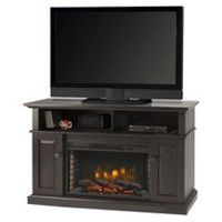 "Muskoka Delaney 48"" Media Fireplace - Rustic Brown"