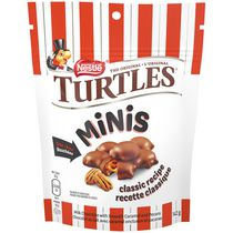 TURTLES® Mini Chocolate with Smooth Caramel and Pecans