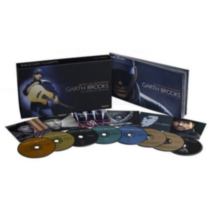 Garth Brooks: Blame It All On My Roots (6CD + 2 DVD) - Contains New Music!