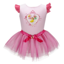 Disney Princess Multi-Princess Tutu & Leotard