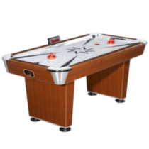 Hathaway Games Midtown 6 ft. Air Hockey Table