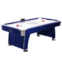 Hathaway Games Phantom 7.5 ft. Air Hockey Table with Electronic Scoring