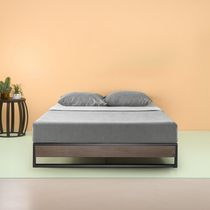 """ZINUS GOOD DESIGN™ Winner Suzanne 10"""" Metal and Wood Platform Bed with Slat Support"""