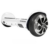 Hoverzon S Electric Hoverboard - White