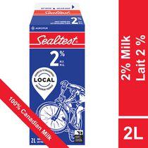 Sealtest Partly Skimmed 2% Milk
