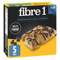 Fibre 1 Delights Chocolate Chip Soft Baked Bars
