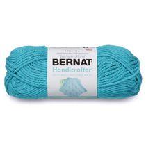 Bernat Handicrafter Cotton Yarn, (400g/14oz), Mod Blue