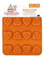 Framboiselle 100% Platinum Silicone Candy Mould
