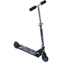 Marvel Black Panther Boys' Inline Folding Aluminum Scooter, by Huffy