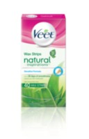 VEET® Natural Inspirations: Cold Wax Strips 40ct