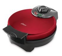Oster Belgian Waffle Maker Red