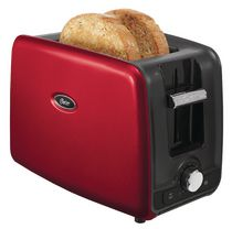 Oster 2-Slice Retractable Cord Toaster Copper