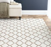 hometrends Wavy Crossroads Rug