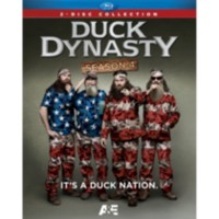Duck Dynasty Season 4 (Blu-Ray) (English)