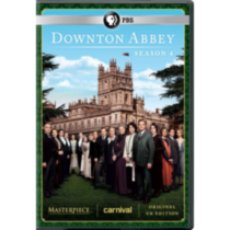 Downton Abbey S4 - DVD