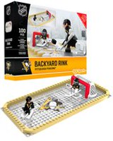 Jeu de construction OYO Sportstoys Backyard Rink Pittsburgh Penguins