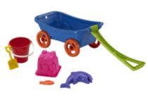 American Plastic Toys Beachcomber Wagon