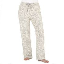 George Women's Plush Pant Gray S/P