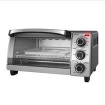 Black + Decker Natural Convection 4-slice Toaster Oven