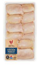 Fresh Bone-In Chicken Thighs Value Pack