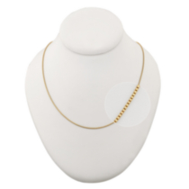 10 Karat Gold Box Chain - 20""