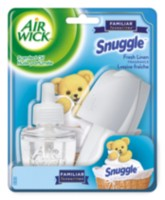 Air Wick® Snuggle Linen Scented Oil Air Freshener Kit