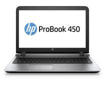 "HP ProBook 450 G3 15.6"" Notebook with Intel® Core™ i5-6200U 2.8 GHz Processor - T1B70UT"