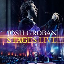 Josh Groban - Stages Live (CD/DVD)