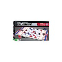NHL Montreal Canadiens Collectible Checkers Set