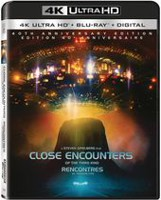 Close Encounters Of The Third Kind: 40th Anniversary Edition (4K Ultra HD + Blu-ray + Digital) (Bilingual)
