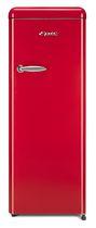Epic Red Retro All-Refrigerator