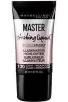 Surligneur illuminateur Facestudio Master Strobing Liquid de Maybelline New York Light - Iridescent