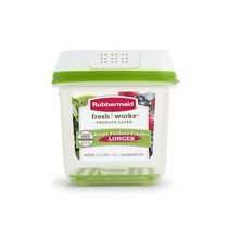 Rubbermaid FreshWorks Produce Saver™ Food Storage Container Medium