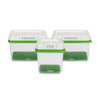 Rubbermaid FreshWorks Produce Saver Set