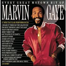 Marvin Gaye - Every Great Motown Hit Of Marvin Gaye (Remaster)