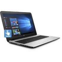 "HP 15.6"" Touchscreen Laptop with AMD A6-7310 2GHz Processor"