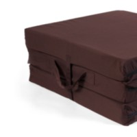 Comfortex Fold-A-Bed - Assorted Colors Dark Brown