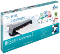 IRIScan Anywhere 3 Mobile Scanning Solution