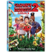 Cloudy With A Chance Of Meatballs 2 (DVD + Digital HD) (Bilingual)