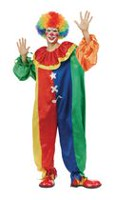 Partyholic Men's Party Clown Costume