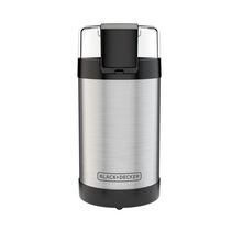 Coffee & Spice Grinder with Easy Touch, Stainless Steel