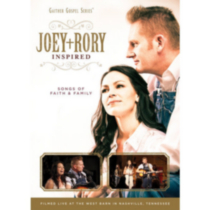 Joey + Rory: Inspired (Music DVD)