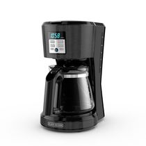 12-Cup Programmable Coffeemaker with Vortex Technology